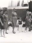 """Вртић и јасле """"Краљица Марија"""" 1952-1971. особље вртића и деца,одлазак на летовање, подела оброка"""